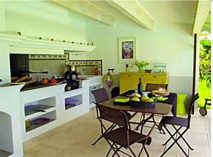 Cuisine D Ete : 12 id es pour am nager une cuisine d 39 et l 39 ext rieur ~ Melissatoandfro.com Idées de Décoration