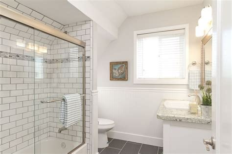 Colored Subway Tile Bathroom by Best Subway Tile Looks For The Bathroom City Living Ny