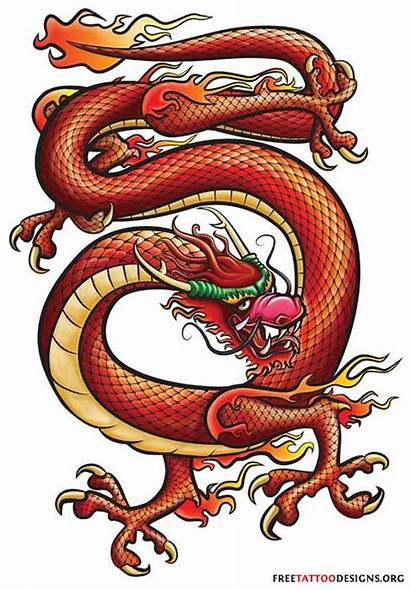 Dragon Tattoo Chinese Traditional Tattoos Designs Japanese