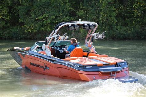Wakeboard Boat Insurance by 2016 Mastercraft Xstar Tested Reviewed On Boattest Ca