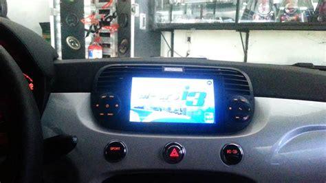 2016 Fiat 500 Easy