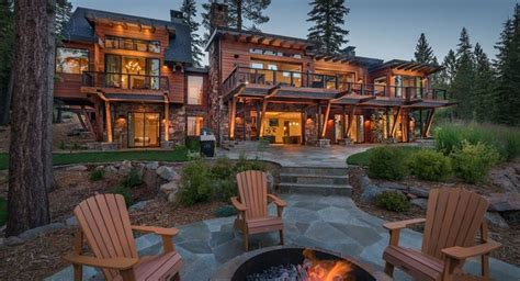 architecture homes  martis camp images