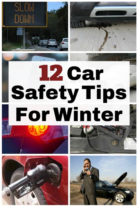 car safety tips  winter  budget diet