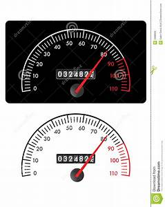 Speedometer Vector Royalty Free Stock Image - Image: 5998926