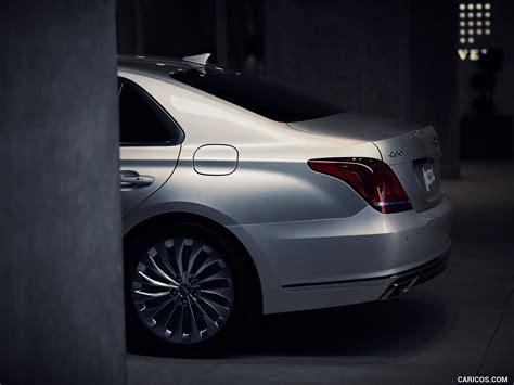 Hyundai Genesis 2017 Interia