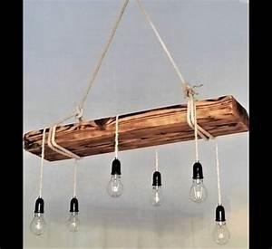 Retro Lampe Holz : h ngelampen lampe h ngelampe deckenlampe holz lampe vintage ein designerst ck von mueller ~ Indierocktalk.com Haus und Dekorationen