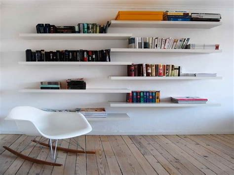 Wall Mounted Bookcase Ikea by Wall Mounted Bookcases Ikea Home Decor