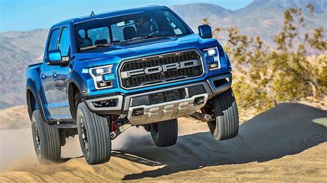 Ford F150 Raptor (2019) Off-road Demo