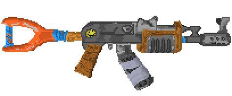 rust ak pixel art maker