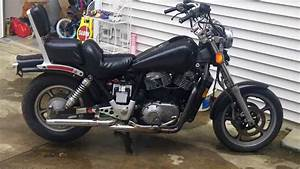 For Sale  1986 Honda Shadow Vt1100c Project Bike