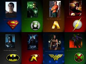 My Justice League Movie Cast by nickelbackloverxoxox on ...