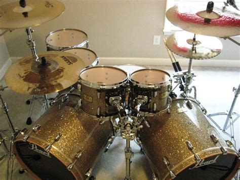 Post Your Double Bass Drum Kits With Comfortable Hihat