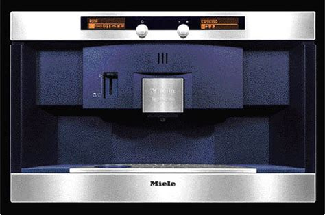 Machine A Cafe Encastrable Machine 224 Caf 233 Encastrable Miele Nes Cva 2660 Auto Cva 2660 1831810 Darty
