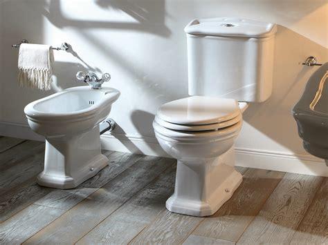 european toilets bidet sitting on the deck of bidet retirementally challenged