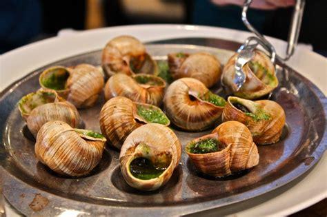escargot cuisiné garden snail