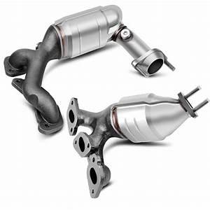 Mazda 3 0 V6 Engine Diagram Catalytic Converter : catalytic converters w exhaust manifold for 2001 07 ford ~ A.2002-acura-tl-radio.info Haus und Dekorationen