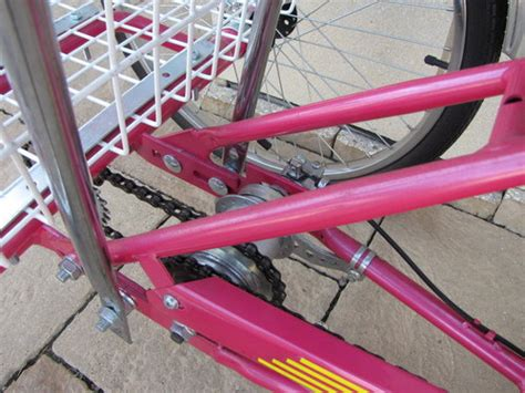 Adult Miami Sun Tricycle 3 Wheeled 3 Speed Bike Bicycle