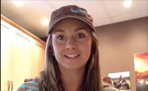 Amber Marshall On Facebook Live