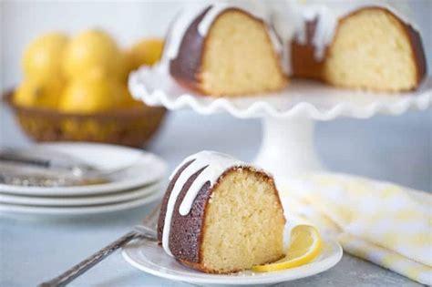 lemon bliss bundt cake barbara bakes
