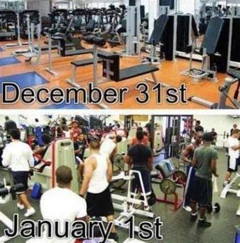 New Year S Gym Meme - january joiners polarize gym going crowd with images tweets 183 cbccommunity 183 storify