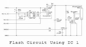 Sam U0026 39 S Strobe Faq Components  Html  Diagrams  Photos  And Schematics