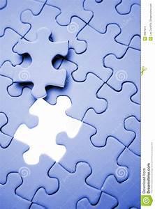 Jigsaw Puzzle Stock Images - Image: 4697074