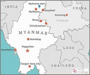 Trouble For Belt And Road In Myanmar