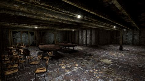 Image  Searchlight Church Basementjpg  Fallout Wiki