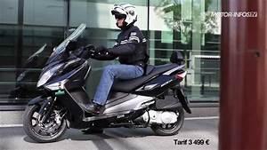 Gts 125 Efi 2012  Essai Motor Infos