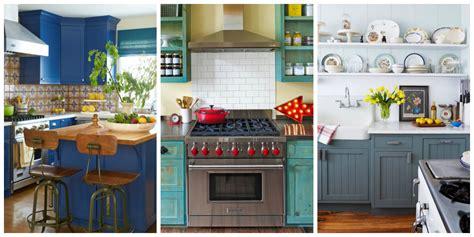10 Beautiful Blue Kitchen Decorating Ideas  Best Blue