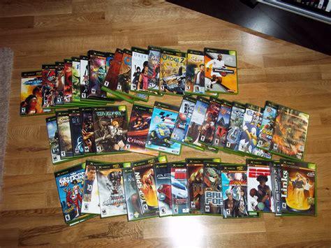 original <b>xbox</b> <b>games</b>...