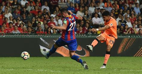 Liverpool 2-0 Crystal Palace recap: New boy Dominic ...