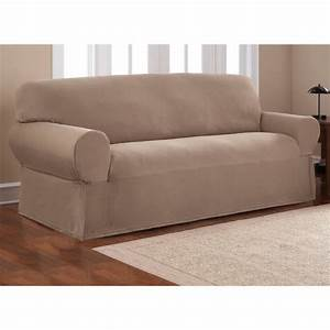 Furniture couch covers walmart for easily protect your for Sectional sofa slipcovers walmart
