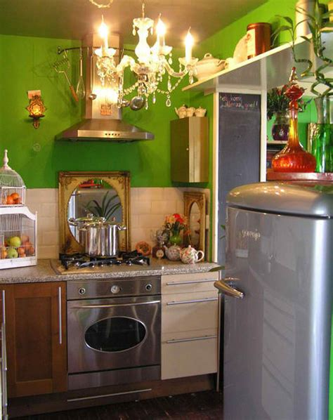 funky kitchen designs 35 clever and stylish small kitchen design ideas decoholic 1123