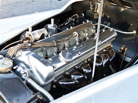 1949 Jaguar XK120 Alloy Roadster retro sportcar engine ...