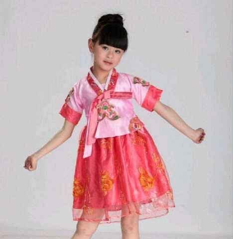 Hanbok Anak Import Korea Murah jual hanbok korea ori baju anak dress import di lapak