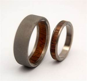 pilialoha wooden wedding rings by minterandrichterdes on etsy With wood wedding rings etsy
