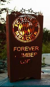 Feuerkorb Bayern München : fc bayern edelrost feuerkorb forever number one angels ~ Lizthompson.info Haus und Dekorationen