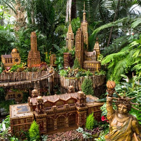 State Botanical Garden by All Aboard The New York Botanical Garden S