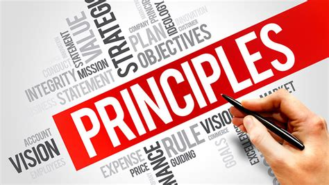 Basic Principles Of Project Management