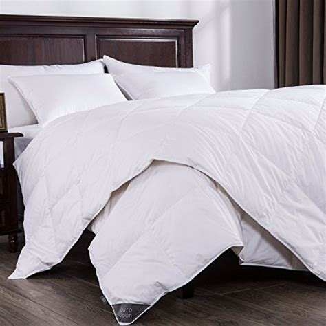 Lightweight Cotton Comforter - puredown lightweight white comforter light warmth