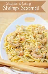 Garlic Shrimp Scampi Recipes Easy