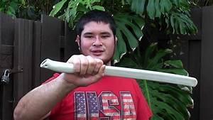 Pvc Pipe Short Practice  Prop Sword
