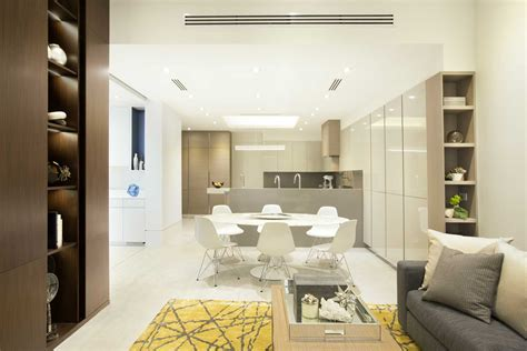 Contemporary Interior Design by Contemporary Twilight Residential Interior Design From