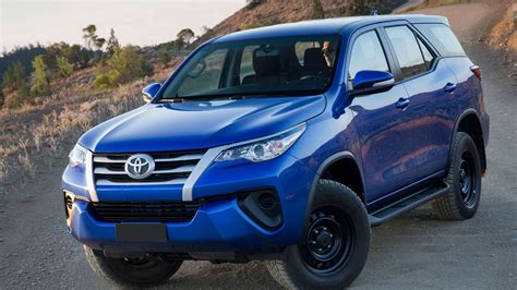 2019 toyota fortuner toyota fortuner 2019 overview and price techweirdo