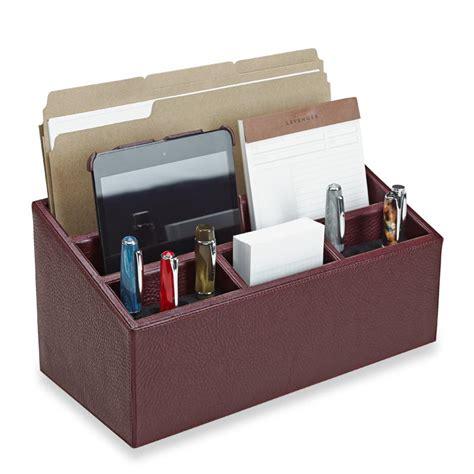 desk accessories set bomber jacket desk set three pieces leather desk