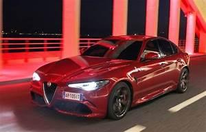 Wallpaper Alfa Romeo, Four-leaf clover, Giulia images for