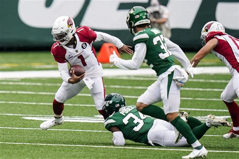 Jets vs. Cardinals: Standout stats from New York's Week 5 loss