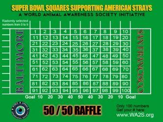 square football board super bowl football squares