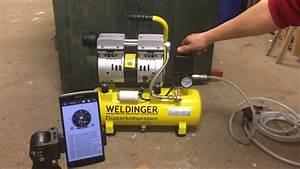Kompressor ölfrei Test : weldinger fk60 fl sterkompressor lfrei test youtube ~ Pilothousefishingboats.com Haus und Dekorationen